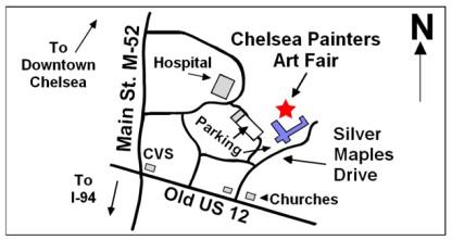 Art Fair Location